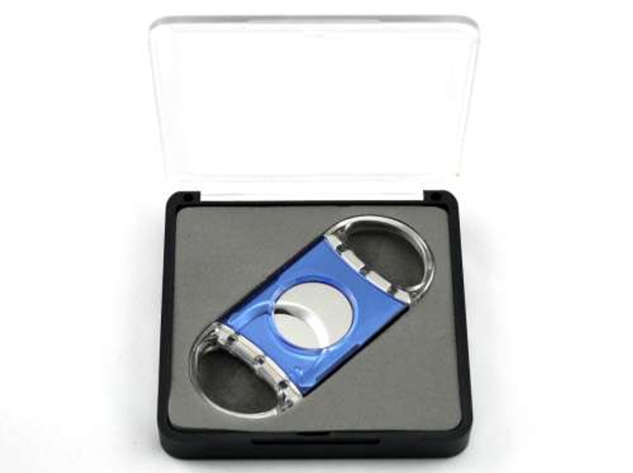 Blue Windsor Cigar Cutter