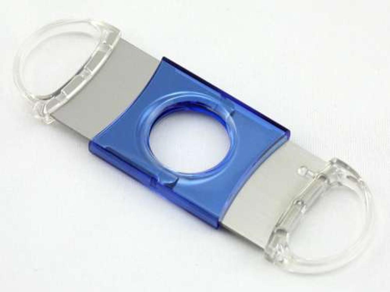 Blue Windsor Cigar Cutter