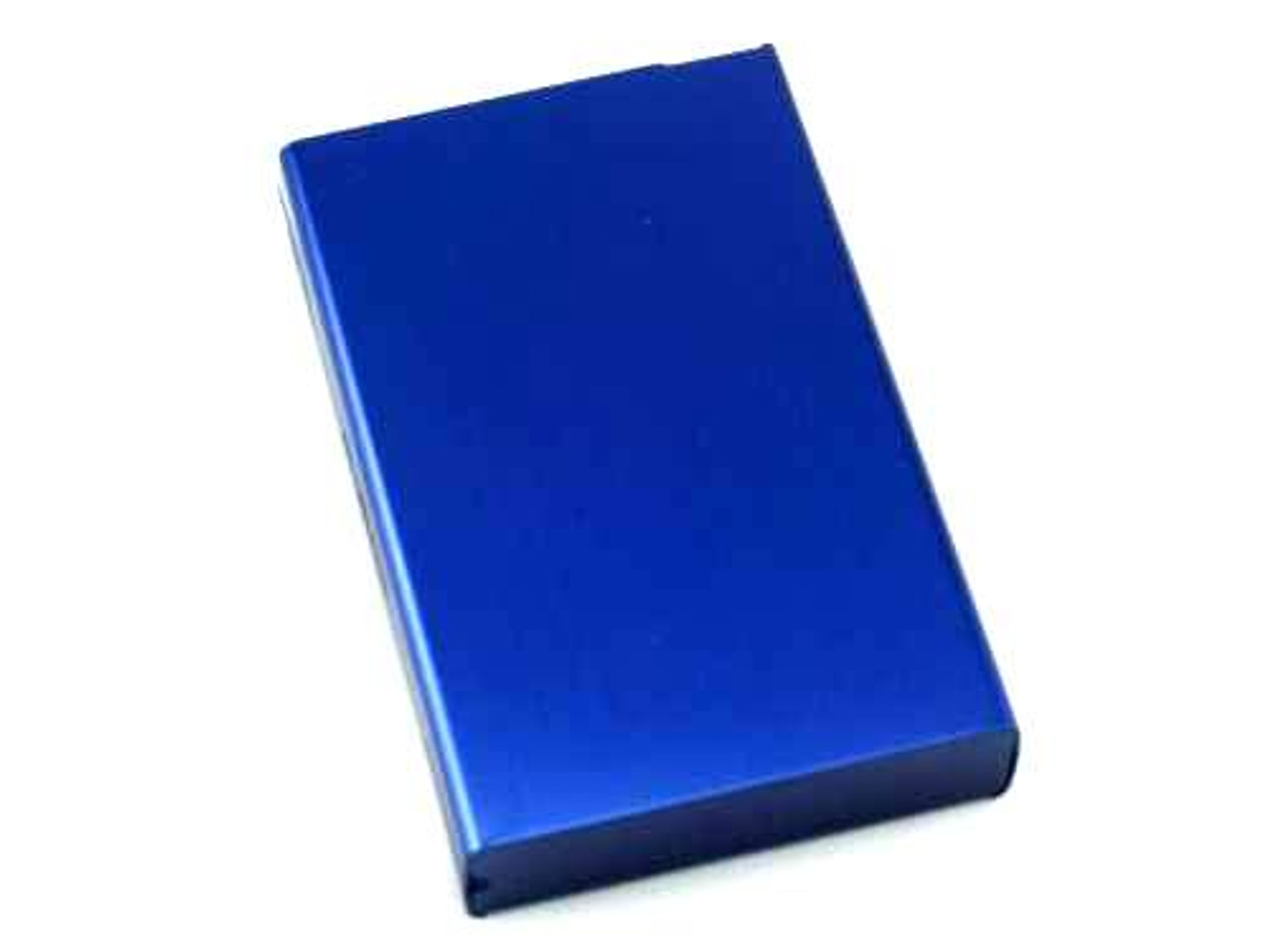 Blue Flash Cigarette Case