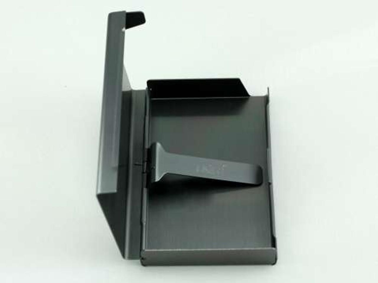 Charcoal Flash Cigarette Case