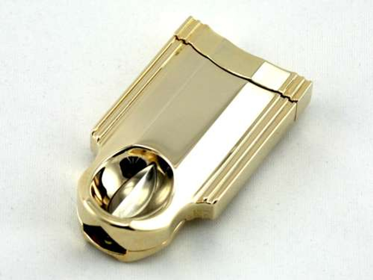 Gold Lamont Cigar V Cutter