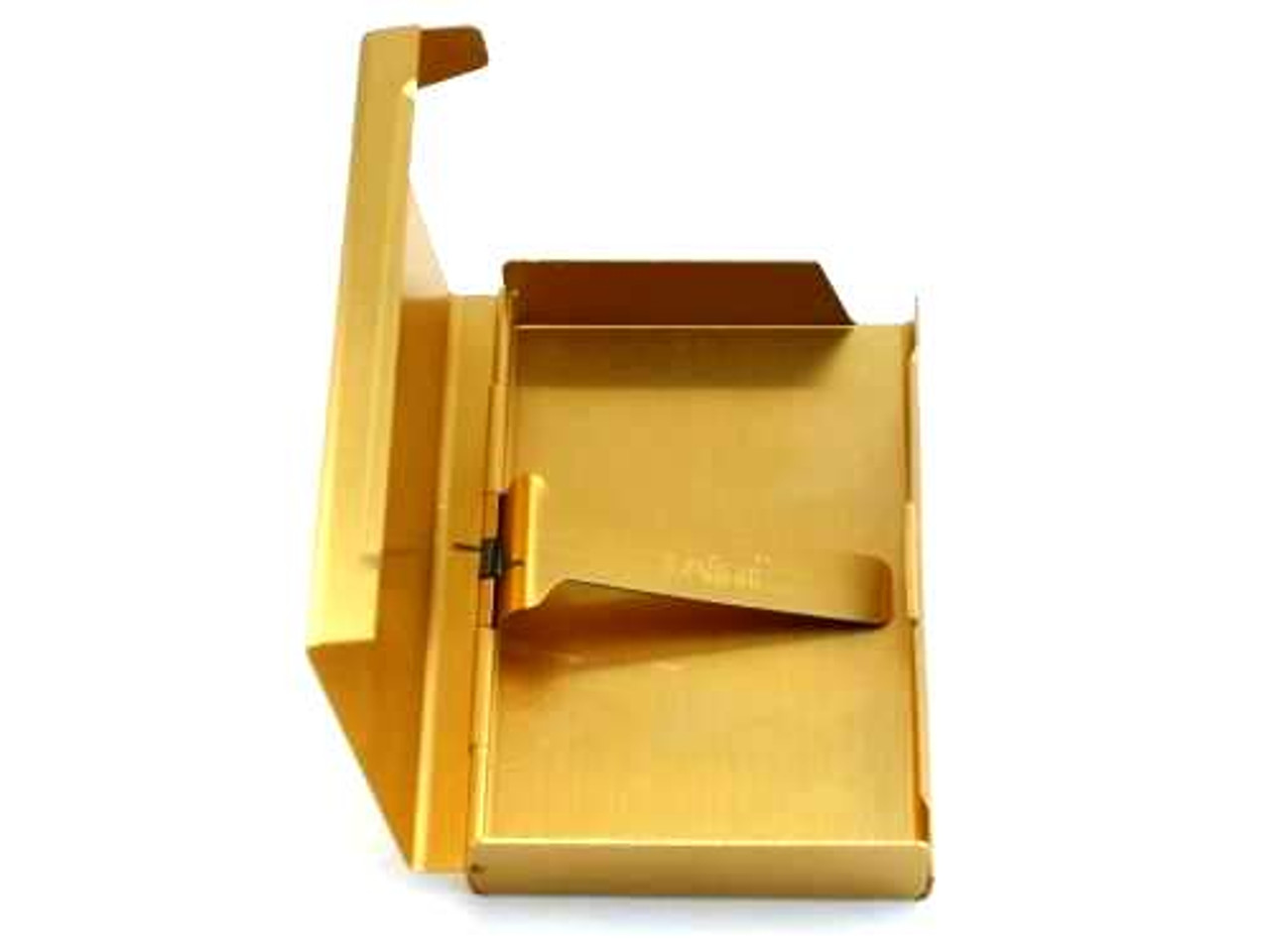 Gold Flash Cigarette Case