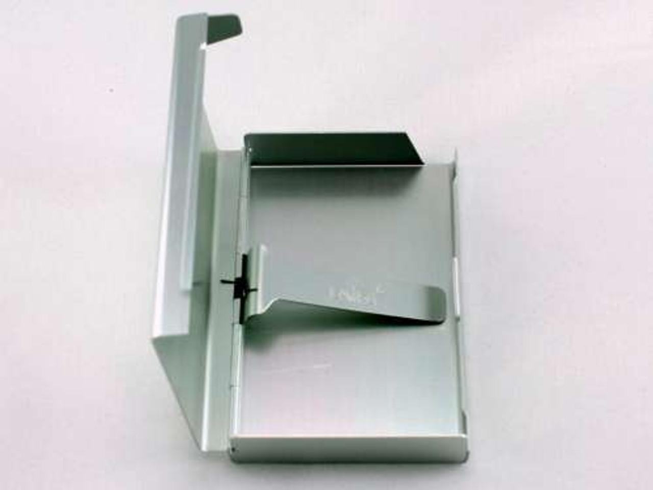 Silver Flash Cigarette Case