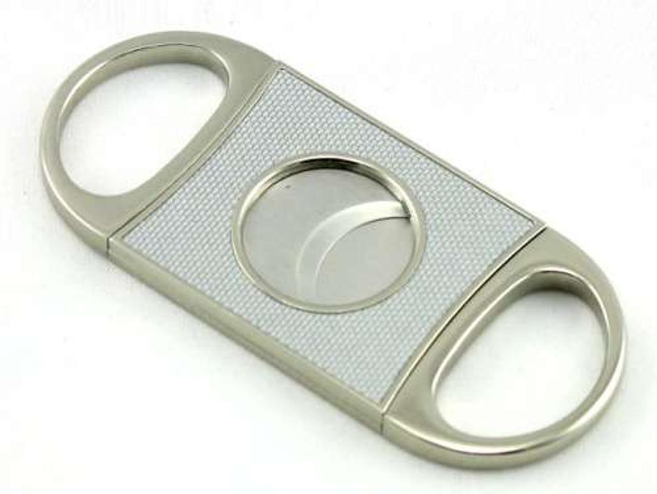Silver Parker Cigar Cutter