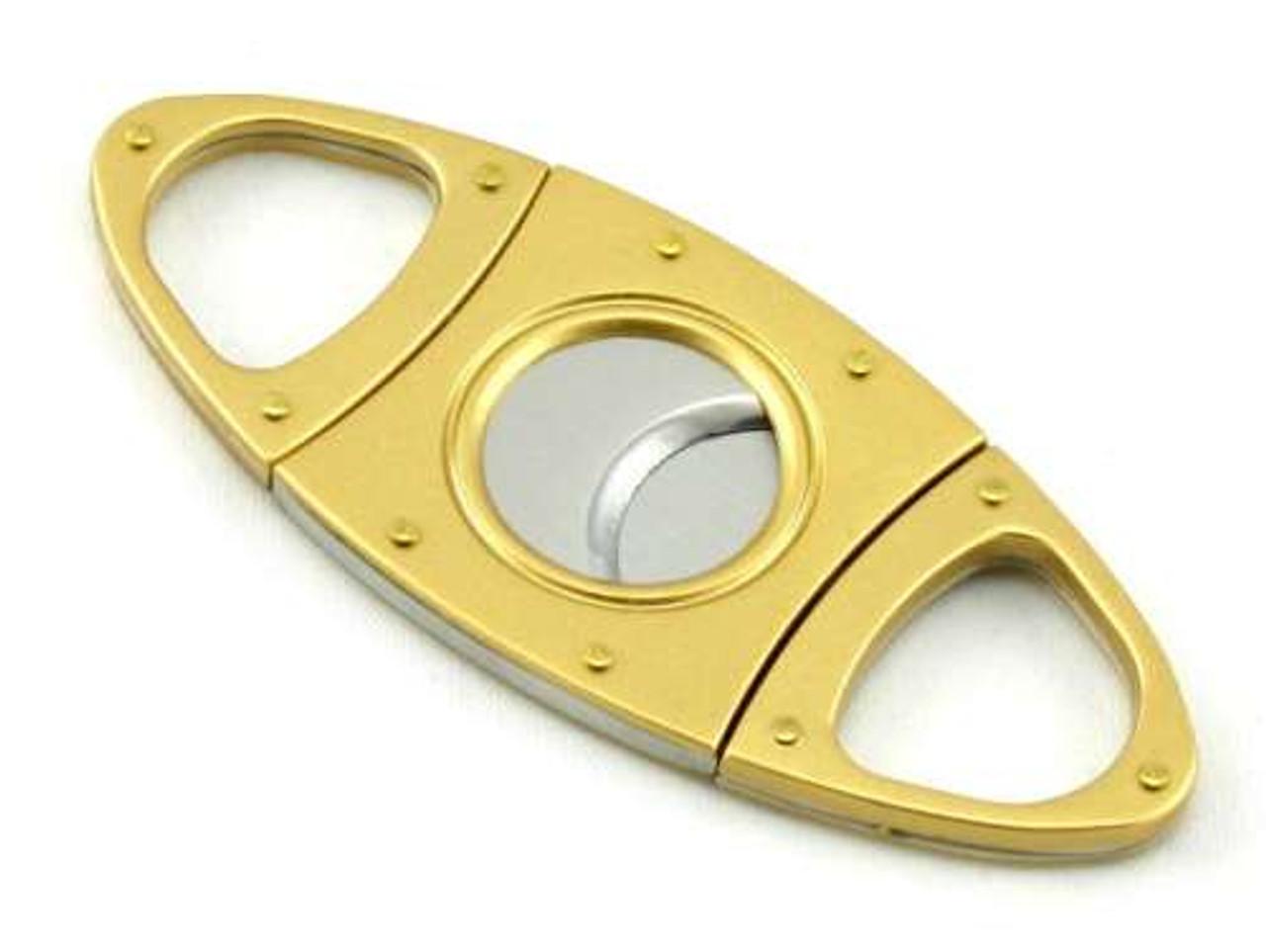Gold Marco Cigar Cutter