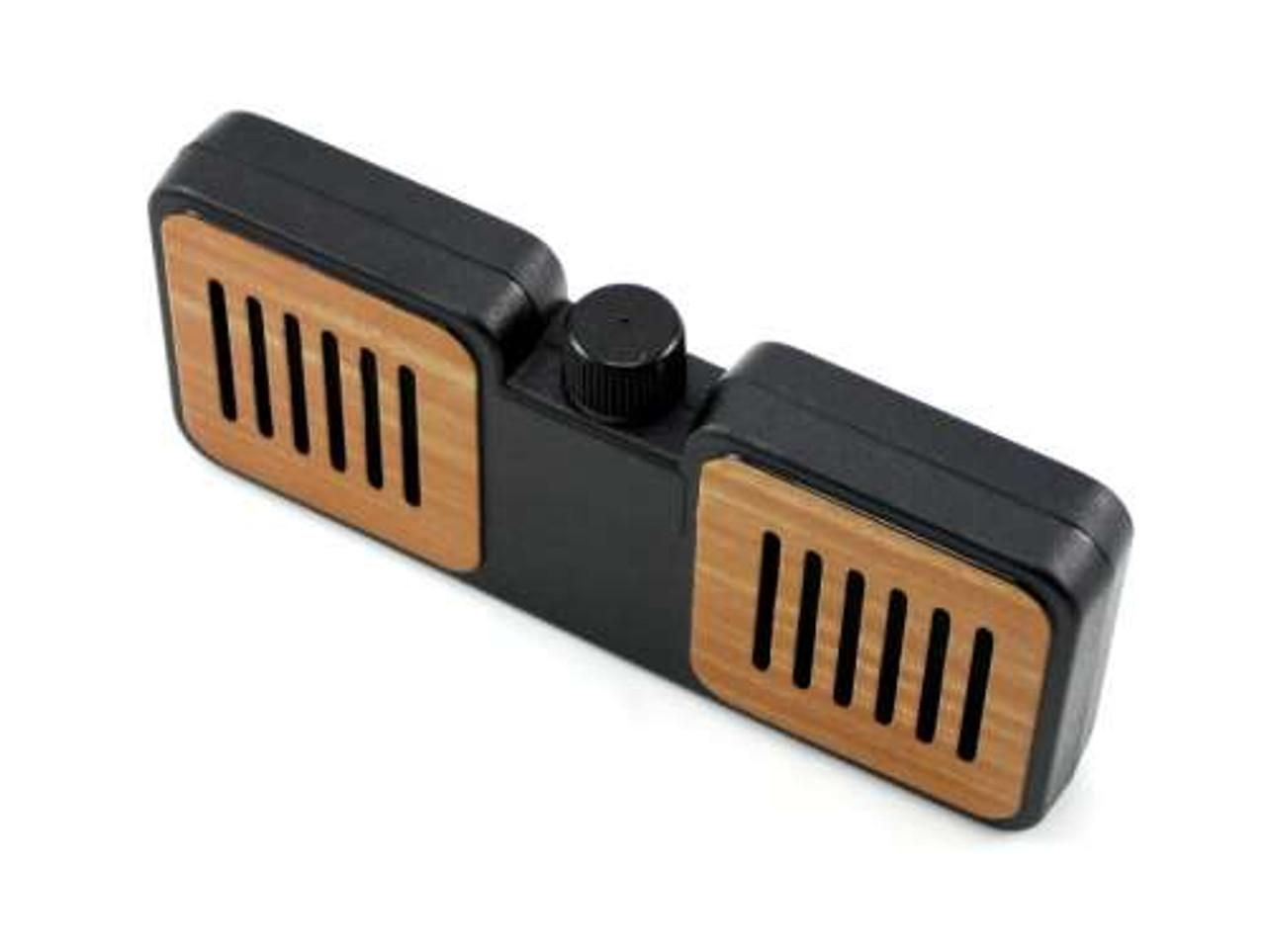 Brown Conrad Cigar Humidifier