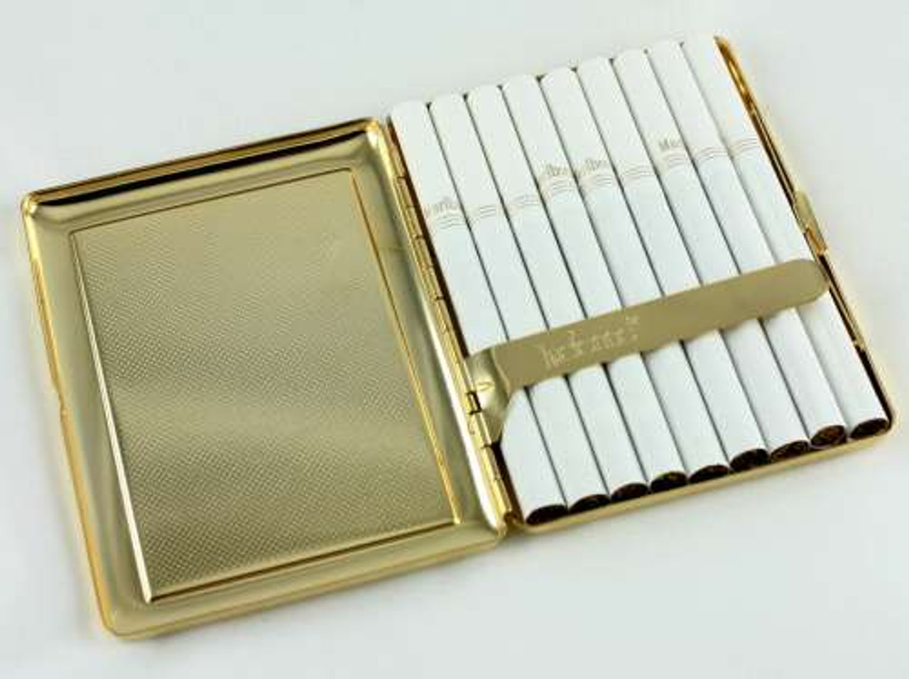 Lucienne Two Tone Cigarette Case