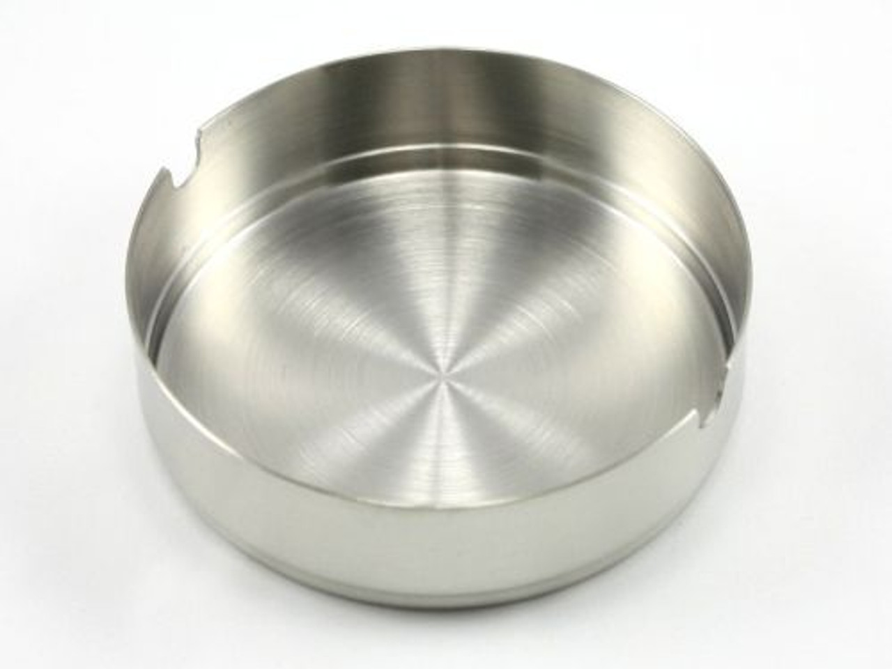 Small Stainless Steel Cigarette Ashtray