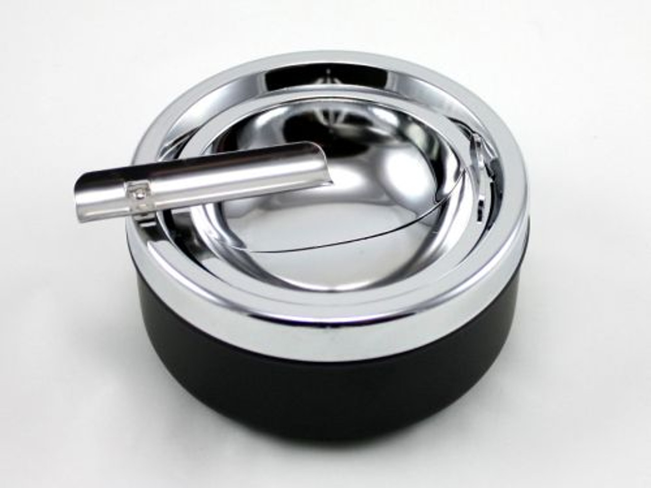 Black Sullivan Cigar Ashtray