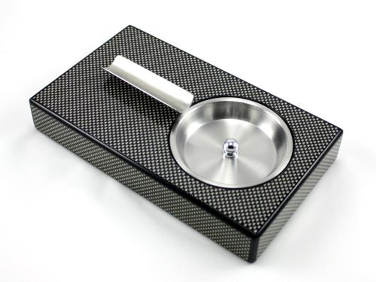 Carbon Fiber Cigar Ashtray