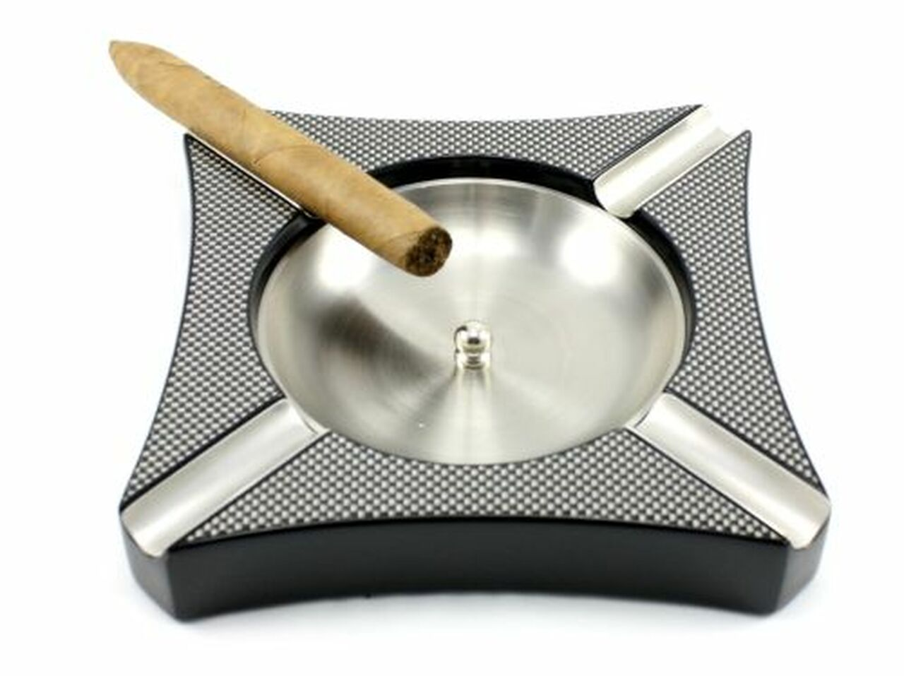 Donte Carbon Fiber Cigar Ashtray