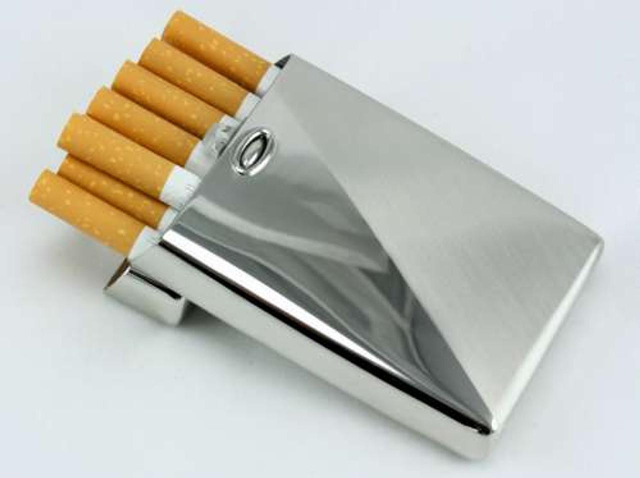Lucienne Satin Shine Cigarette Case