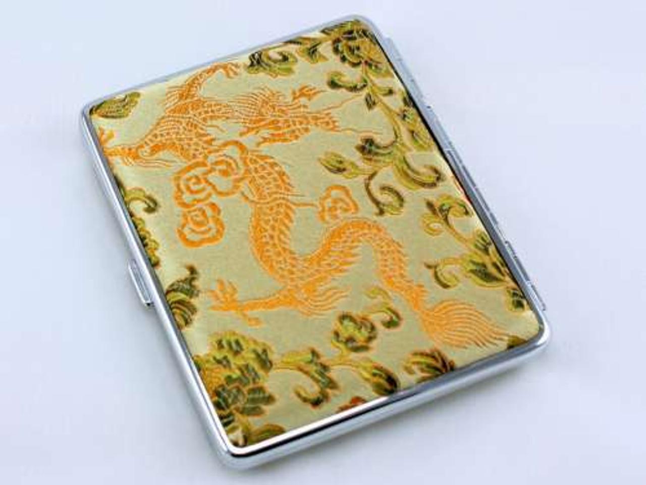 Golden Dragon Cigarette Case