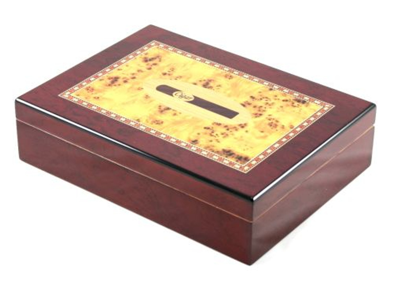 Carlitos Cigar Humidor