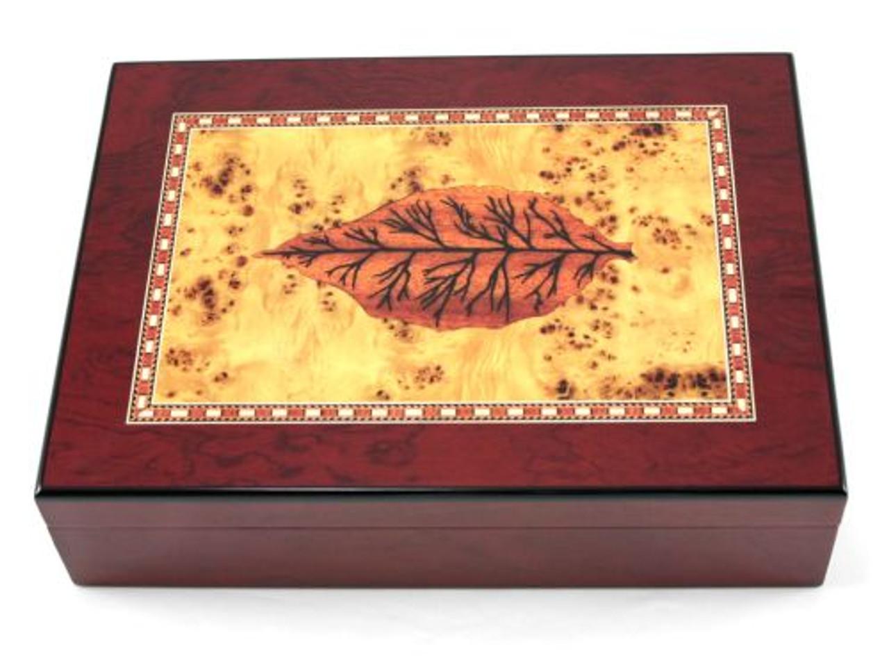 Churchill Cigar Humidor