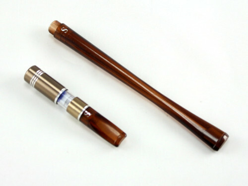 Double Filter Dual Cigarette Holder