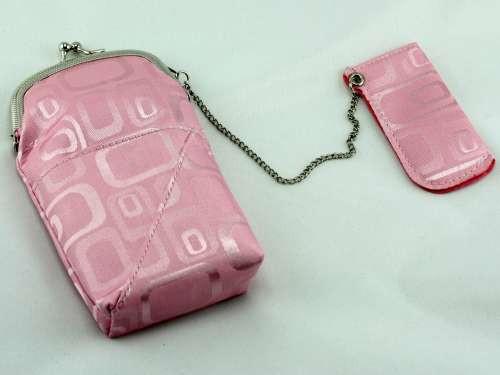 Modern Pink Cigarette Pack Holder