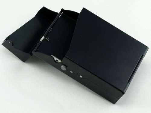 Black Auto Cigarette Pack Holder