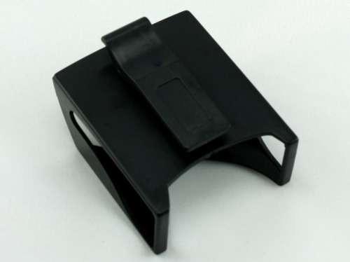 Black Belt Clip Cigarette Pack Holder