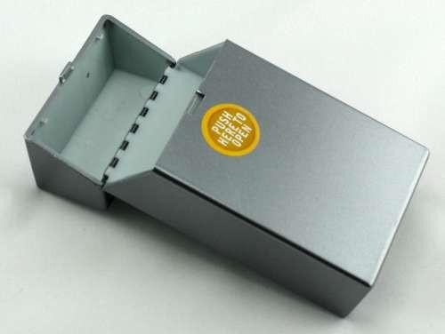 Charcoal Bay Cigarette Pack Holder