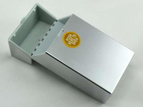 Silver Bay Cigarette Pack Holder