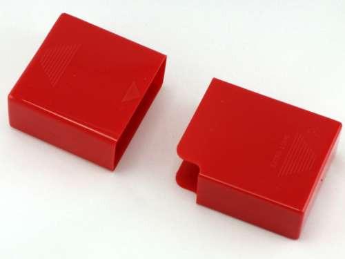Red Drift Cigarette Pack Holder