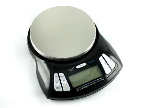 Fuzion Professional Digital Counter Scale
