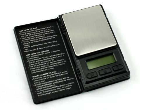 Fuzion Professional Digital Pocket Scale