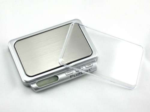 Fuzion Nitro Professional Digital Slim Pocket Scale