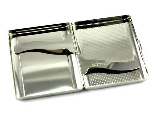 Lucienne Crossbones Cigarette Case