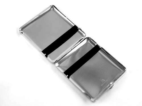 Lucienne Designer Silver Cigarette Case