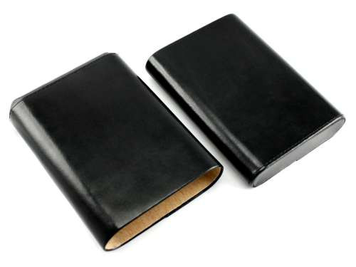 Black Infinity Cigar Case