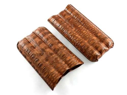 Lucienne Woodbury Cigar Case
