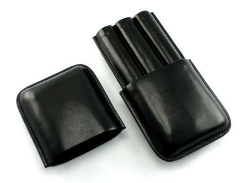 Black Beaumont Cigar Case