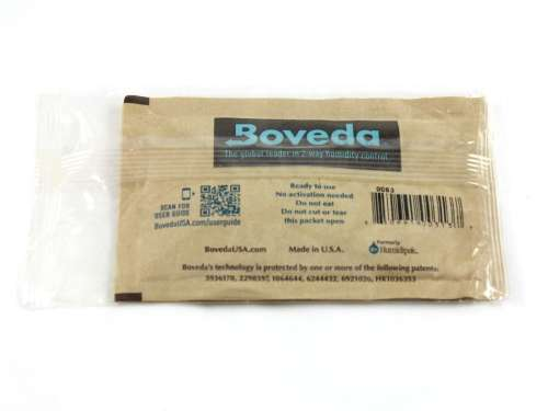 Boveda 84% One Step Humidor Seasoning Kit