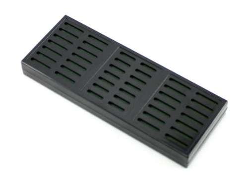 Black Devonte Cigar Humidifier
