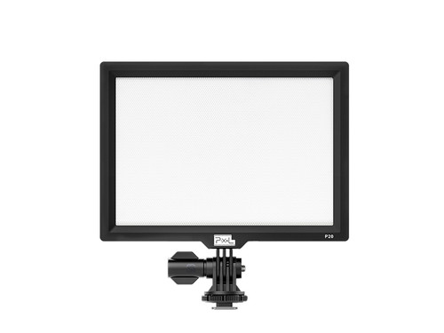 PIXEL P20 LED VIDEO LIGHT 3200K - 5600K CAMERA PANEL LIGHT