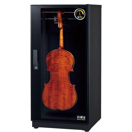 EDRY 121L VIOLIN DRY CABINET FD-116EV (For TWO 4/4 Violins)