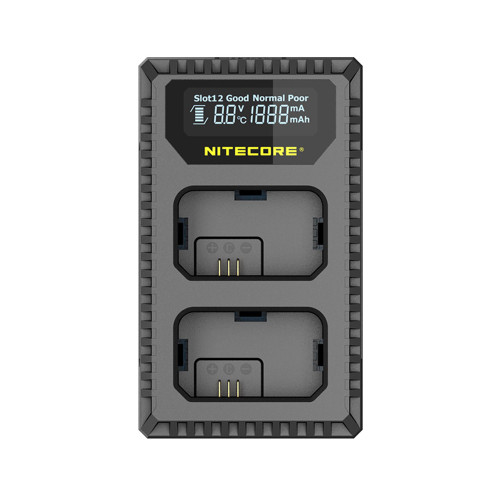 NITECORE USN1 USB DUAL SLOT CHARGER FOR SONY NP-FW50