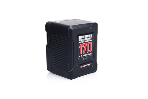 Rolux Mini 170Wh V-Mount Battery