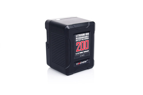 Rolux Mini 200Wh V Mount Battery