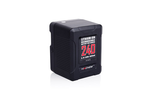 Rolux Mini 240Wh V Mount Battery