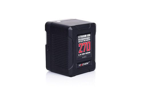 Rolux Mini 270Wh V Mount Battery