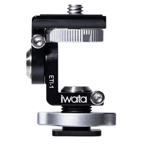 iWata Element Series Cold Shoe Adaptor ETI-1