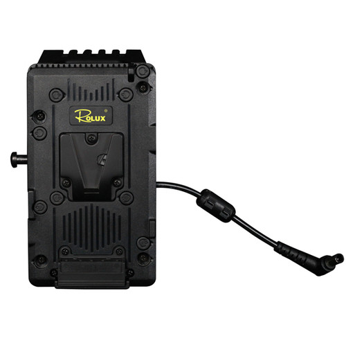 Rolux Power Plate for Sony PXW-FX9 Camera