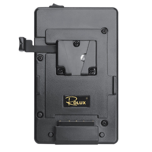 ROLUX V-Lock Battery Power Supply Plate II