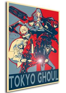 Poster Eugeo variant Sword Art Online Propaganda
