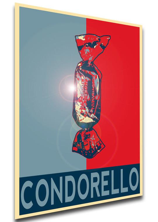 Poster - Propaganda - Meme - Condorello