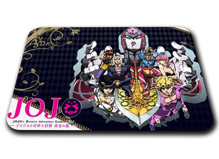 Mousepad - Anime - Jojo's Bizarre Adventure - Vento Aureo - Characters
