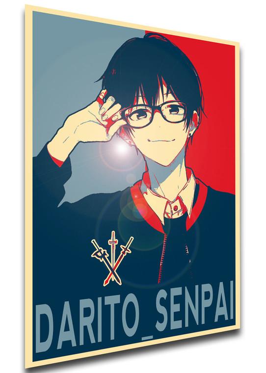 Poster - Propaganda YourSelf - Darito Senpai
